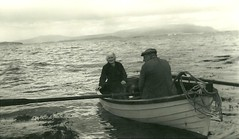 On the boat 1 (Andrew M Stewart) Tags: skye broadford mackinnon rowingboat