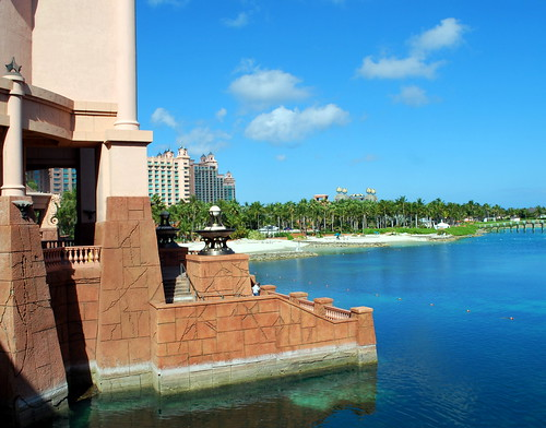 View from the Walkway at Atlantis
