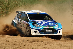 Ford Fiesta S2000 (snmeets) Tags: ford fiesta rally panning motorsport fordfiesta fordracing fordmotorsport fordfiestas2000 fordfiestarally totalrallyofnatal totalrally2011