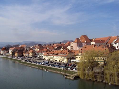 Maribor, Slovenia, Budapest to Ljubljana | Hungary to Slovenia