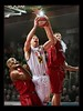 Foul? (guenterleitenbauer) Tags: sports basketball sport ball photo flickr foto basket image photos action bruce indoor images fotos fields match foul günter wels wbc 2011 guenter leitenbauer wwwleitenbauernet