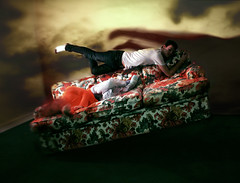 Couch Surfing (Casey David) Tags: pink blue sleeping red orange cloud white storm david blur flower green fall floral rain clouds corner project carpet mouse casey fly flying shadows cloudy sleep floating stormy surfing days couch falling jeans ugly 365 float grip sleeps hold modest modestmouse gripping levitate holdingon couchsurfing project365 365days caseydavid
