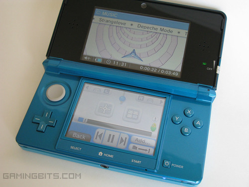 Nintendo 3DS features - Nintendo 3DS Sound