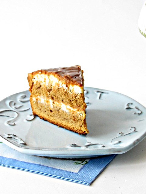 Toffee Coffee Gateau