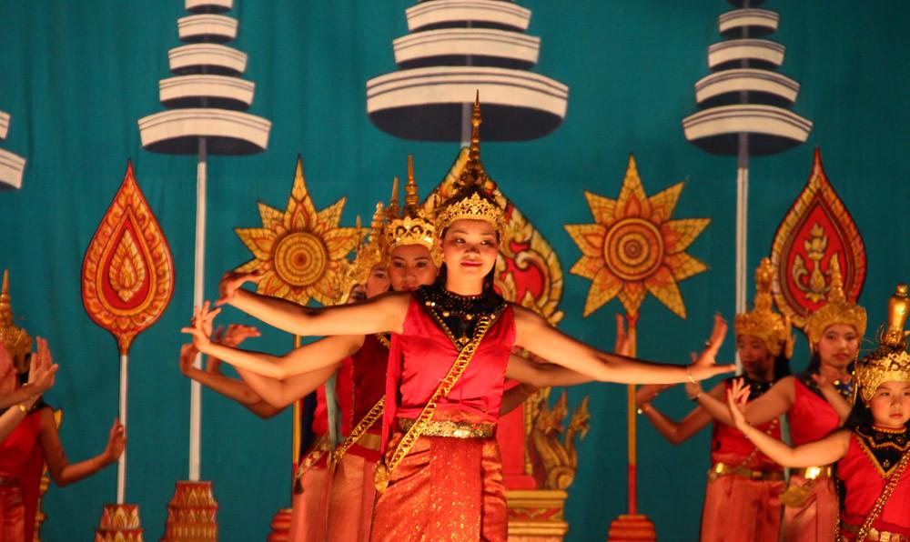 Lao Danza