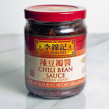 Lee Kum Kee Brand Chili Bean Sauce or Toban Djan