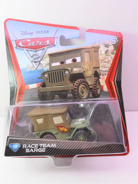 disney cars 2 race team sarge (1)