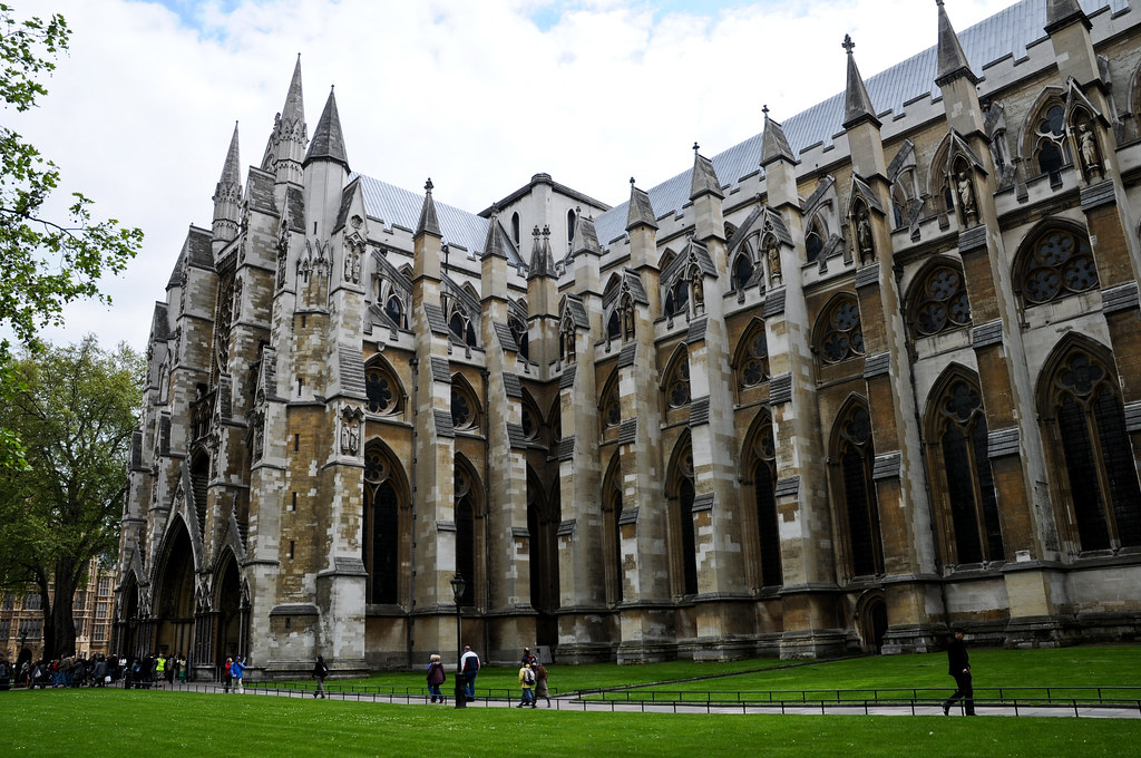 London 2010 - Westminster Abbey