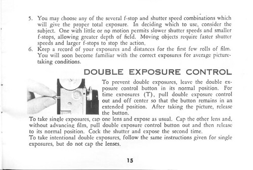 realist stereo camera instruction manual 15