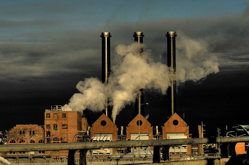 """ACK"" Smoke Stacks"""