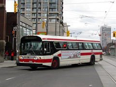TTC 2271 (F. Poon) Tags: old toronto bus gm ttc fishbowl transit wilson newlook commission vaughan gmnewlook
