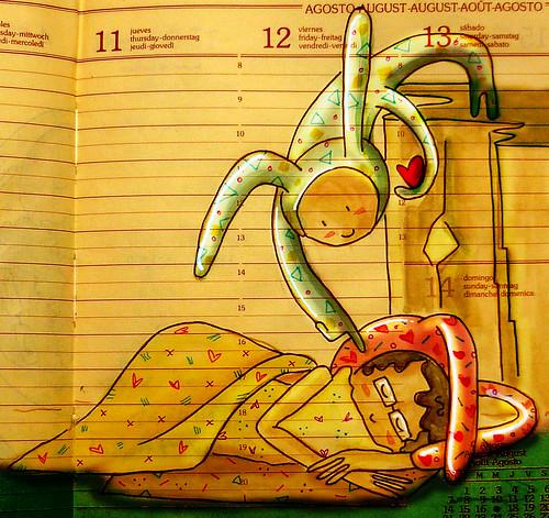 sssssh!! despierta, tengo algo... by gemma_granados