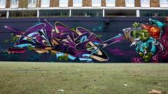 Gameboy Bonzai (datachump) Tags: uk london graffiti vibes gameboy rt bonzai stockwell