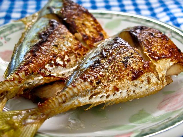 IMG_1869 Fried selar fish, 煎石拉鱼