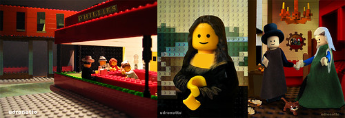 Mostra sui Lego