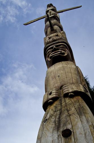 Totem Pole, Stanley Park