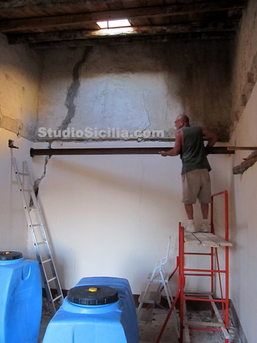 David Beginning Mezzanine