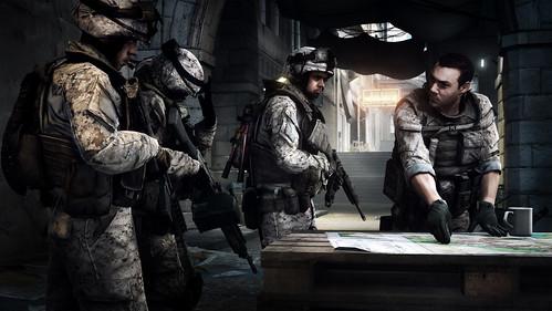 Battlefield 3 Briefing