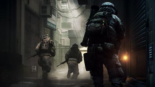 Battlefield 3 Alley