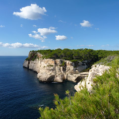 The blue and green of Menorca (Bn) Tags: park santa wood blue trees sea summer pine marina walking geotagged island islands bay spain rocks walks paradise mediterranean kayak day natural crystal hiking cove seagull paradiselost diving lagoon cliffs semi resort clear oxygen biospherereserve kayaking limestone backdrop coastline gorge hillside nudity idyllic shady surroundings circular menorca cala nesting secluded minorca clifftop balearic macarella galdana greatshots macarelleta balear topshots holidaysvacanzeurlaub photosandcalendar rurallocation worldwidelandscapes natureselegantshots naturistbeaches panoramafotografico theoriginalgoldseal flickrportal geomenorca geo:lon=3951998 geo:lat=39935761