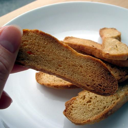 Gluten Free Bagel Chips