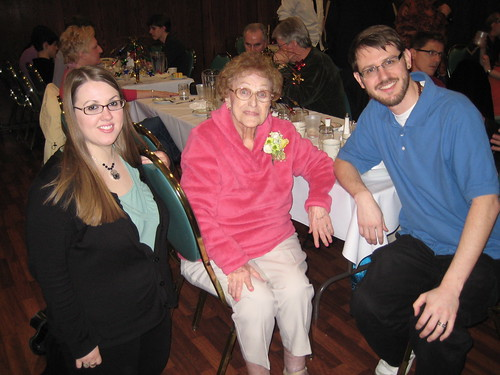 Lisa, gma, Craig