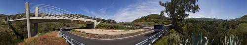 Viaducto de Teror, Teror. Isla de Gran Canaria