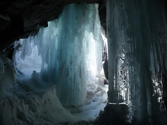 Snow Cave visit #2