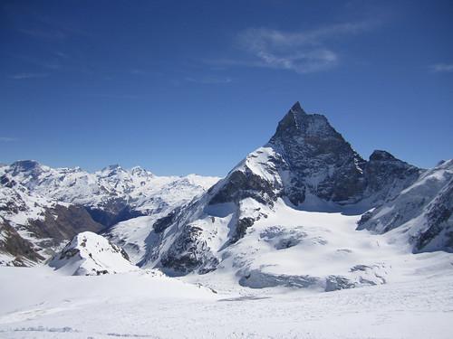 Matterhorn from italian side