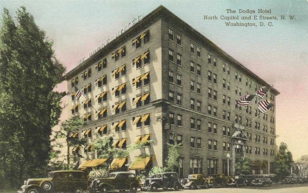 Progressive Dodge >> Streets of Washington: D.C.'s Progressive Past: The Grace ...