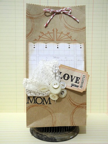 Mom Gift Card bag
