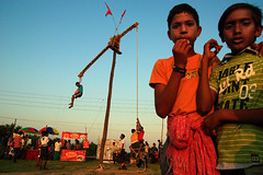 Charak Fair (Satyaki Basu) Tags: street people india festival kids canon eos indian fair 1750 tamron westbengal explored 450d charak gettyimagesmiddleeast