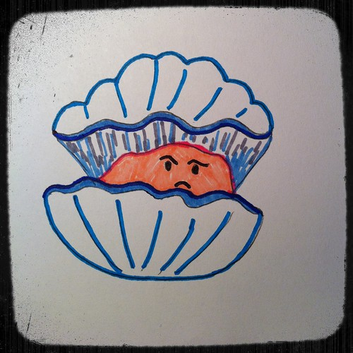 Disgruntled Clam