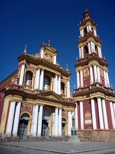 Iglesia San Francisco à Salta