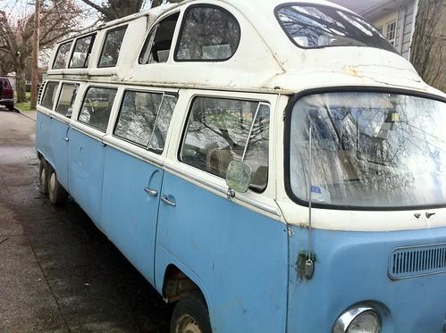 Stretch Microbus