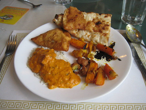 yummy Indian food, Royal India restaurant Milwaukee