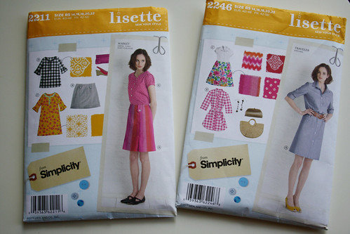 lisette patterns