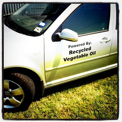 100,000 miles on recycled vegetable oil