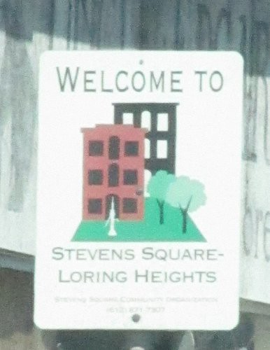 Welcome to Stevens Square - Loring Heights