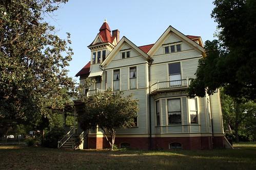 john milroy house