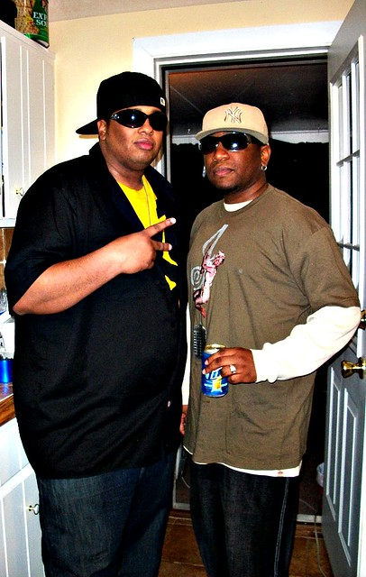 Kese Soprano and Nyce Hoffa