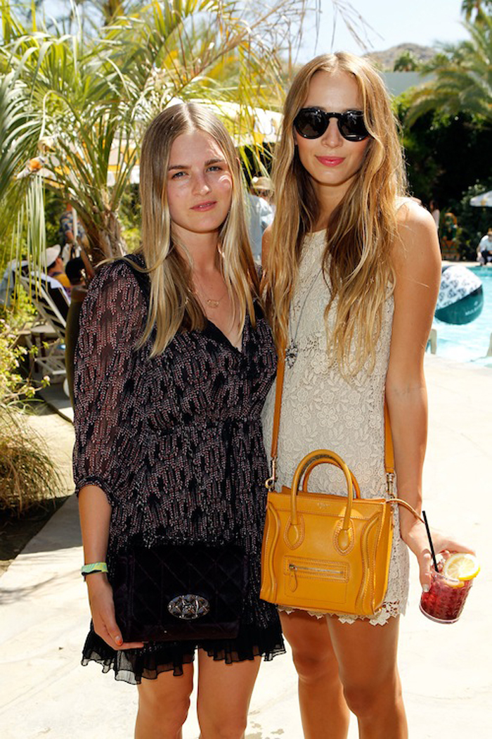 Mulberry Throws Coachella BBQ At The Parker