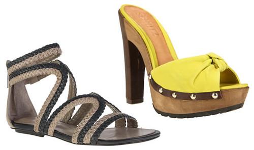 fotos de calçados schutz 2011
