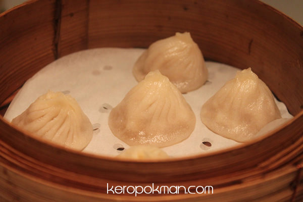 Steamed Juicy Meat Buns - Xiao Long Bao