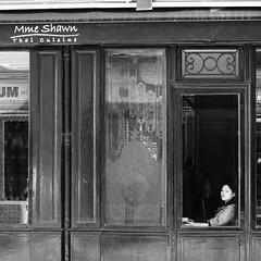 Mme Shawn, par Franck Vervial