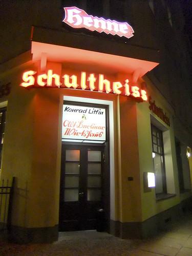Henne Wirtshaus Berlin