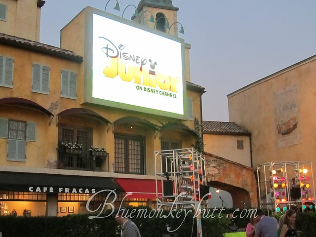 Disney Junior Party at Hollywood Studios during Disney Social Media Moms