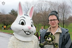 Day 96 - Ryan - Master Sarge - Easter Bunny