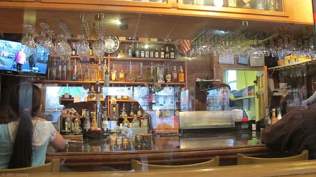 Coyote Flaco bar