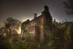 MaNoR HoUSe Be :: (andre govia.) Tags: house building abandoned strange buildings decay united ghost kingdom tudor best andre haunted creepy explore horror mission ghosts manor derelict period edwardian urbex govia